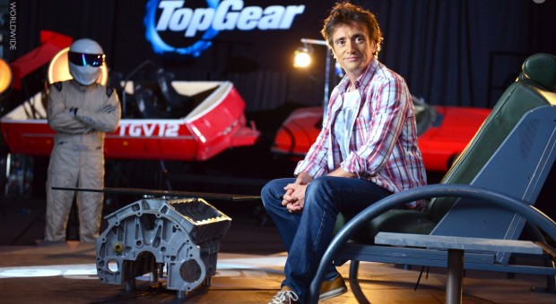 Pârtia Clăbucet din Predeal a fost gazda unui eveniment inedit, o proiecție 3D care a marcat premiera Top Gear's Top 41