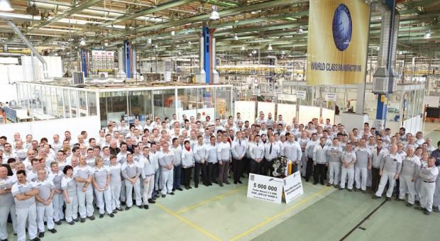 Fiat a produs cinci milioane de motoare 1.3 MultiJet
