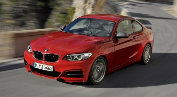 BMW Seria 2 Coupe și BMW Seria 4 Cabriolet
