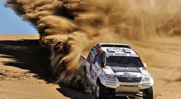 Raliul Dakar 2014 – Nasser Al-Attiyah, învingător în etapa a opta