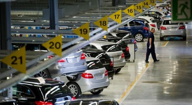 DRPCIV: Înmatriculările de autoturisme noi sunt in crestere