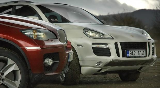 Porsche va construi un rival pentru BMW X6 bazat pe modelul Cayenne