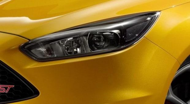 Ford Focus ST va primi un facelift începând cu Festivalul Goodwood