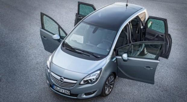 Opel Meriva: lider în segmentul său, confort top persoanele active