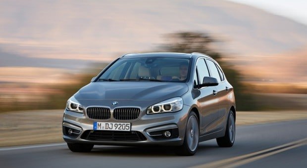 Noul BMW Seria 2 Active Tourer va fi lansat cu trei variante de motorizari