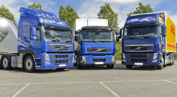 Volvo Trucks: Noul autocamion Volvo FE CNG alimentat cu gaz