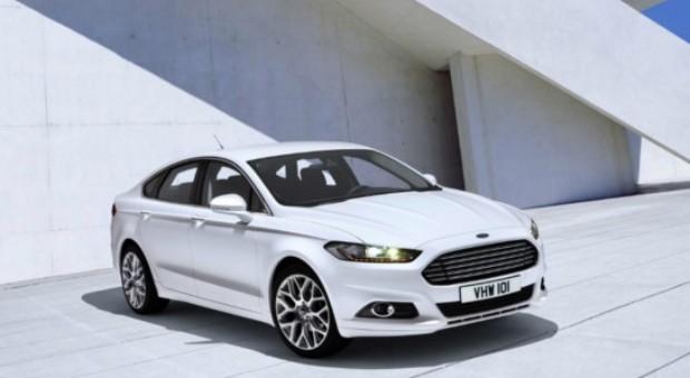 Ford Mondeo va fi primul model al mărcii oferit în Europa cu faruri full-LED