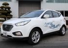 Până în 2015 vor fi produse ~ 1.000 de unităţi Hyundai ix35 Fuel Cell
