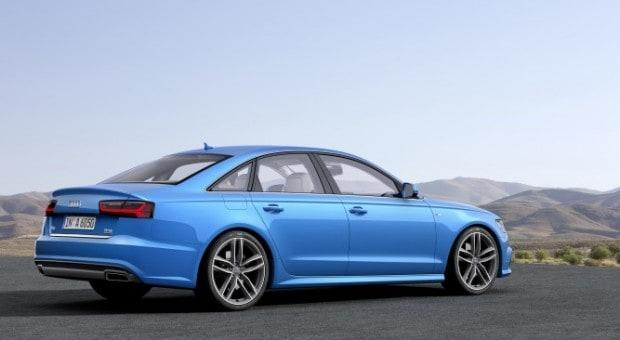Audi prezinta noile modele business – Noul Audi A6 și A6 Avant