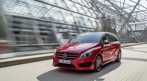 Mercedes Clasa B: Facelift major pentru modelul Sports Tourer