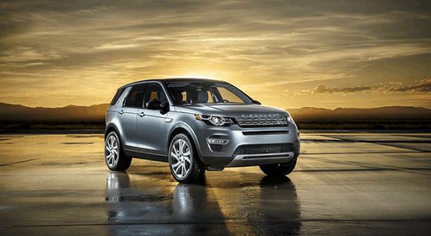Land Rover prezinta noul Discovery Sport edition