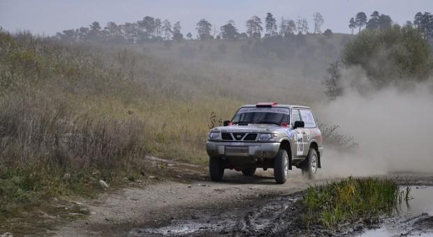 Roberto Camporese / Catherine Lefebvre au câștigat Trans Carpatic Rally Raid 2014
