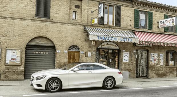 Noile modele Mercedes-Benz Clasa S 500 Coupe şi S 63 AMG