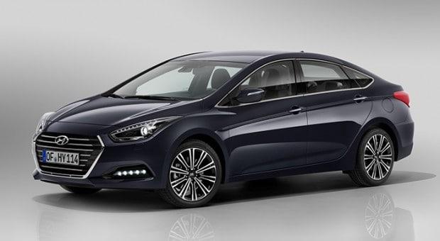 Hyundai Motor dezvăluie pentru piaţa europeană noul Hyundai i40
