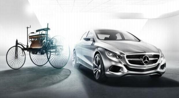 File de istorie: Povestea Mercedes Benz incepe in 1883