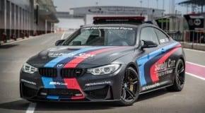 """""""Official Car of MotoGP"""": BMW M introduce o tehnologie inovatoare pentru sezonul 2015"""