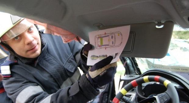 Cartea de salvare a propriului autoturism