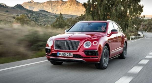 Bentley Bentayga s-a lansat si costa incepand de la 208.500 de euro