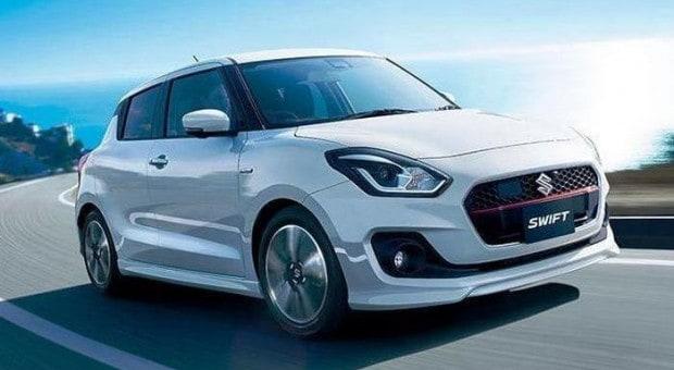 Suzuki dezvăluie noul model Swift destinat pieței din Europa