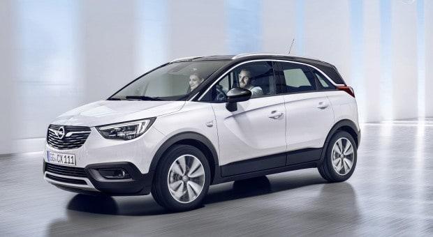Opel Grandland X: designul atrăgător delimitează noul SUV de concurență