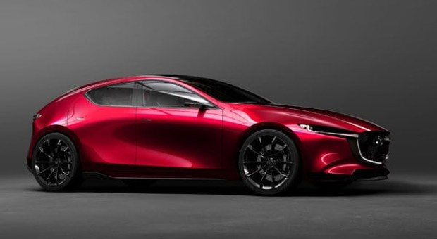 Mazda prezinta CONCEPTUL KAI și VISION COUPE