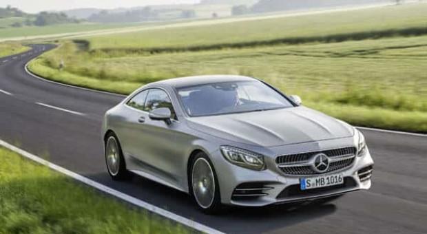 Mercedes prezinta noile modele Clasa S Coupé și Clasa S Cabriolet