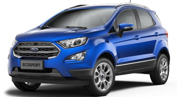 Ford a inceput productia europeana a noului SUV EcoSport in Romania