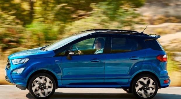 Ford a inceput productia europeana a noului SUV EcoSport la Craiova