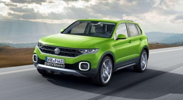 Volkswagen T-Cross, noul SUV