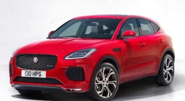 Noul SUV Jaguar E-PACE