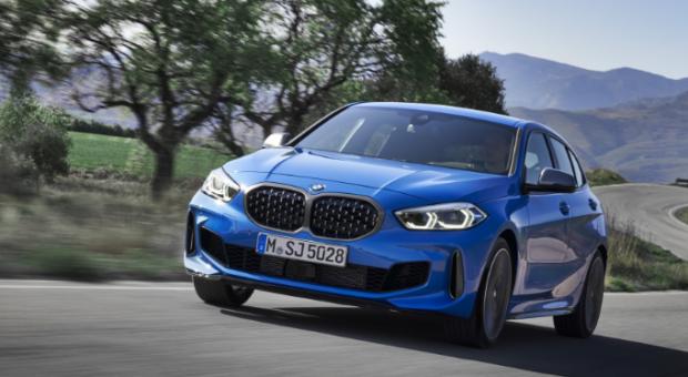 A treia generaţie BMW Seria 1 va fi prezentată publicului