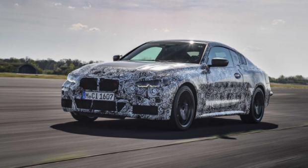 Noul BMW Seria 4 Coupé, pregătit pentru plăcerea de a conduce