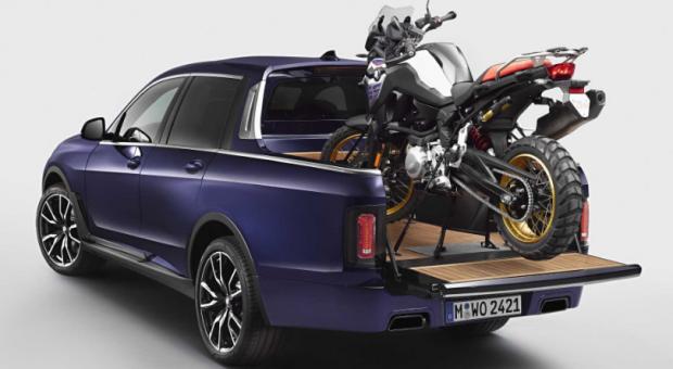 BMW X7 Pick-up unicat