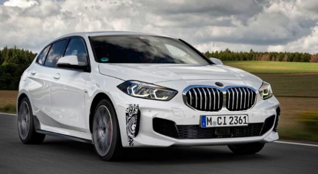 Noul automobil sport compact BMW 128ti efectuează ultimele teste la Nürburgring