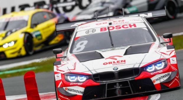 Robert Kubica obţine primul podium cu BMW M4 DTM