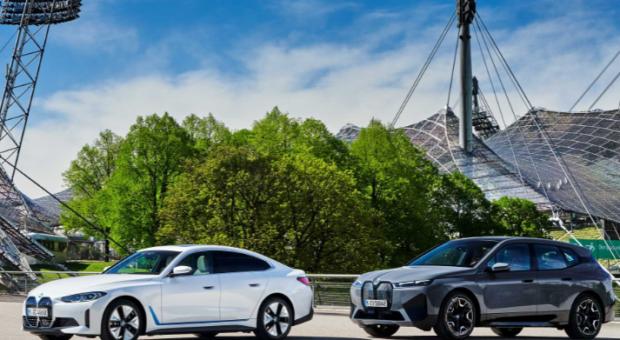 BMW iX şi BMW i4 mai aproape de lansare în România